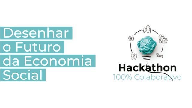 Hackathon 100% Colaborativo - Desenhar o Futuro da Economia Social