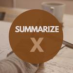 SummarizeX