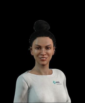 MAIA- Assistente Virtual inteligente da MSD