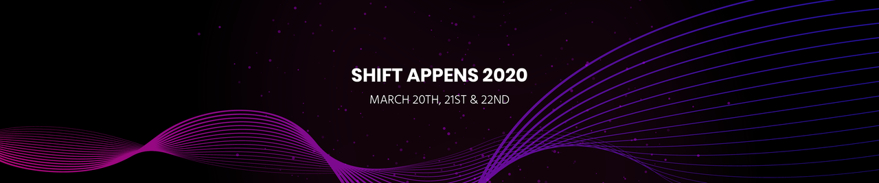 Shift APPens 2020