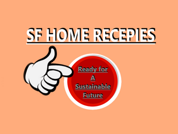 Sustainible Future Home Recepies